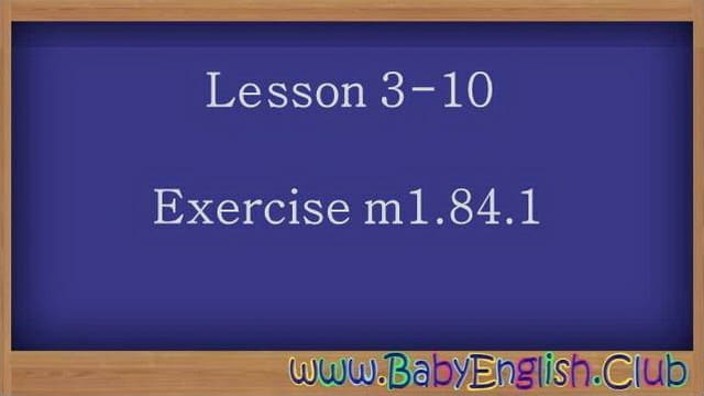 Exercise.m1.84.1